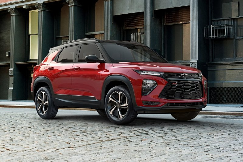 2021 chevrolet trailblazer announced for america  2019