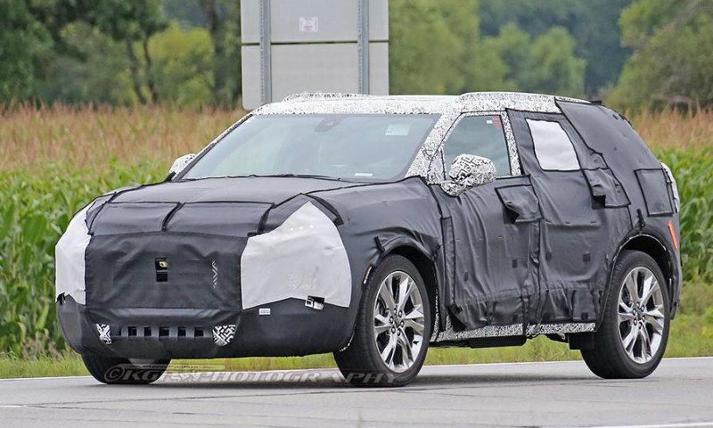 Chevrolet Blazer Is Making A Comeback Next Year 2019 Chevy Blazer